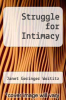 cover of Struggle for Intimacy