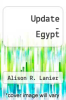 cover of Update - Egypt
