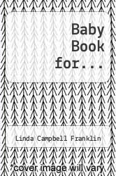 Cover of Baby Book for... EDITIONDESC (ISBN 978-0934504034)