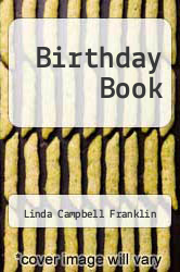 Cover of Birthday Book EDITIONDESC (ISBN 978-0934504065)