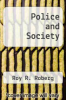 cover of Police and Society (2nd edition)