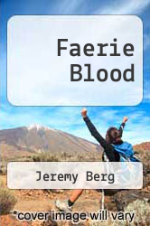 Cover of Faerie Blood EDITIONDESC (ISBN 978-0936878638)