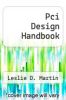 cover of Pci Design Handbook (7th edition)