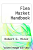cover of Flea Market Handbook