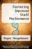 cover of Fostering Improved Staff Performance