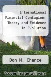 Cover of International Financial Contagion: Theory and Evidence in Evolution EDITIONDESC (ISBN 978-0943205588)