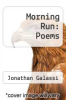 cover of Morning Run: Poems