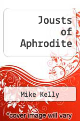 Cover of Jousts of Aphrodite EDITIONDESC (ISBN 978-0948259050)