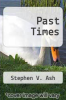 cover of Past Times