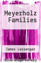 Cover of Meyerholz Families  (ISBN 978-0961921118)