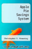 cover of Apple Pie Savings System