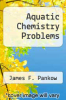 cover of Aquatic Chemistry Problems
