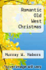 cover of Romantic Old West Christmas