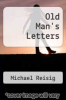 cover of Old Man`s Letters