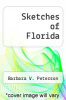 cover of Sketches of Florida