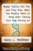cover of Happy Trails for You and Your Dog: What You Really Need to Know when Taking Your Dog Hiking or Backpacking