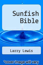 Cover of Sunfish Bible EDITIONDESC (ISBN 978-0965400503)