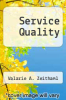 cover of Service Quality