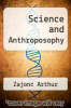 cover of Science and Anthroposophy