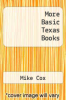 cover of More Basic Texas Books