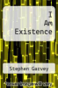 cover of I Am Existence