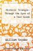 cover of Historic Triangle: Through the Eyes of a Tour Guide