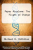 cover of Paper Airplane: The Flight of Change (2nd edition)