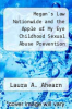 cover of Megan`s Law Nationwide and the Apple of My Eye Childhood Sexual Abuse Prevention Program
