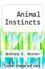 cover of Animal Instincts