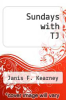 cover of Sundays with TJ