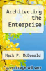cover of Architecting the Enterprise
