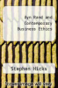 cover of Ayn Rand and Contemporary Business Ethics