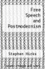 cover of Free Speech and Postmodernism