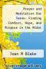 cover of Prayer and Meditation for Teens: Finding Comfort, Hope, and Purpose in the Midst of Your Storm