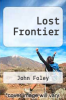 cover of Lost Frontier