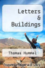 cover of Letters & Buildings