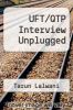 cover of UFT/QTP Interview Unplugged (2nd edition)