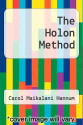 Cover of The Holon Method EDITIONDESC (ISBN 978-0984512102)