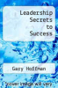cover of Leadership Secrets to Success