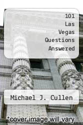 Cover of 101 Las Vegas Questions Answered EDITIONDESC (ISBN 978-0984544721)