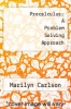 cover of Precalculus: A Problem Solving Approach (3rd edition)