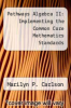 cover of Pathways Algebra II: Implementing the Common Core Mathematics Standards