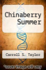 cover of Chinaberry Summer