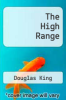 cover of The High Range