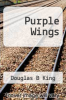 cover of Purple Wings