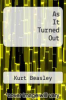 cover of As It Turned Out