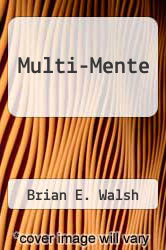 Cover of Multi-Mente  (ISBN 978-0991746309)
