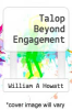 cover of Talop Beyond Engagement