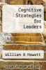 cover of Cognitive Strategies for Leaders