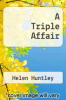 cover of A Triple Affair